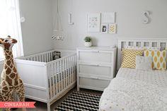 Ideas para decorar la habitación compartida de tus hijos 2
