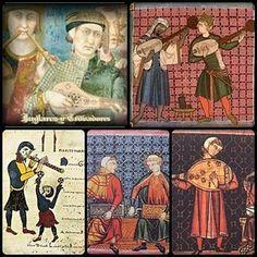 Juglares Para ampliar la información sobre juglares y trovadores pincha esta dirección http://lavidayeloficiodecantar.blogspot.com.es/2011/12/la-trova-ii-juglares-trovadores-y.html