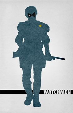 #comedian #minimalist #watchmen