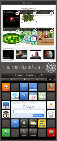 Free Tools for Organizing Your Online Teaching Resources