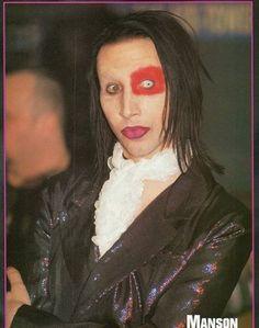 Rare Marilyn Manson pics | Marilyn Manson, Fuck Yeah!