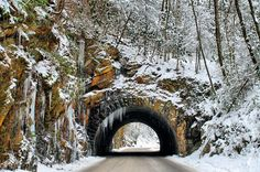 Winter In The Smokies <3<3