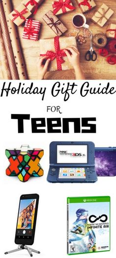 Cookwith5Kids | Teen Gift Guide | https://cookwith5kids.com