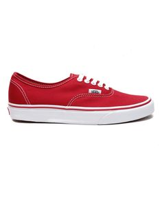 Vans - Authentic (Red)