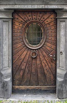 Photograph - Knock Knock by Robert Fawcett , Cool Doors, Unique Doors, Entrance Doors, Doorway, Rustic Doors, Beautiful Buildings, Wood Design, Cabana, Windows And Doors