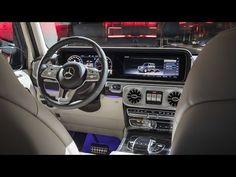 Video Mercedes-Benz G-Class 2018 New Gelendwaren