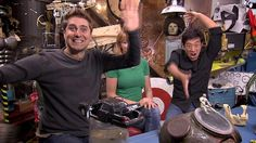MythBusters: The Aftershow : Videos : Discovery Channel