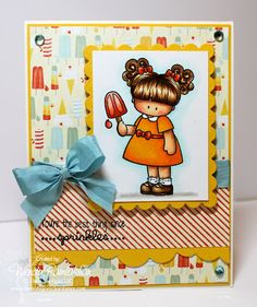 There She Goes Clear Stamps: Trendsetting Tuesday- Wendy!!!