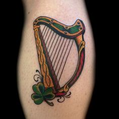 35 Magic Irish Tattoo Designs & Meaning - Many Different Types Check more at http://tattoo-journal.com/35-magic-irish-tattoos/