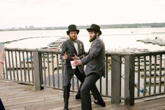 Brothers having fun- Photo By McConville Studio