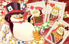 Art by 木六 on Pixiv Dreamworks Animation, Disney And Dreamworks, Penguins Of Madagascar, Loki, Pixar, Disney Characters, Random Things, Cartoons, Movies