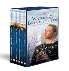 The Discovery Series: The Complete Lancaster County Saga (Boxed Set) by Wanda E. Brunstetter Book, Other) for sale online Barbour, Best Selling Romance Books, Amish Books, Discovery Box, Lancaster County, Books For Teens, Book Authors, Bestselling Author, Book Lovers