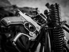 Some fun bike parts! What's the most unique thing you've ever seen? Motorcycle Art, Motorcycle Design, Bike Art, Bike Design, Motorcycle Quotes, Vintage Motorcycles, Custom Motorcycles, Custom Bikes, Triumph Motorcycles