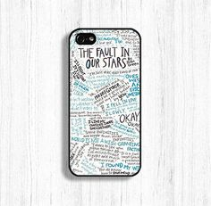 The Fault in Our Stars case  Iphone4/4s case Iphone by AlinaCase, $9.99