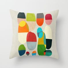 Jagged little pills Throw Pillow- Someone in pharmacy please buy this pillow! It is so cute and such a steal!