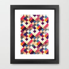 Pass this On II Framed Art Print by Danny Ivan - $35.00