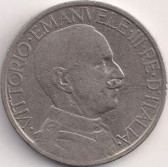 Motivseite: Münze-Europa-Südeuropa-Italien-Lira-2.00-1923-1935