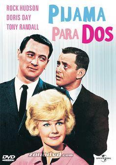 Una comedia romántica de una de las grandes del género, Doris Day. Ideal para pasar una tarde de cine echándote unas risas!!!