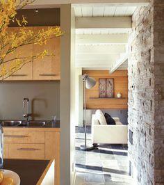 Espace et nature | Les idées de ma maison © TVA Publications | Photos: Yves Lefebvre #deco #cuisine #bois