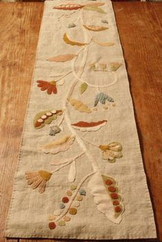 patterns for maggie bonanomi wool applique - Google Search