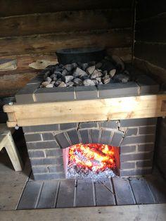 Smoke sauna Finnish Sauna, Saunas, Cabins, Smoke, Outdoor Decor, House, Home Decor, Decoration Home, Home