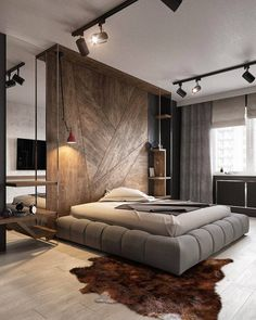 When you want to sleep like a rock star! Do you agree? 😎🤩 🔲 The SP1 📐 Designed by Vladimir Nikiforov 📍 Located in Kiev, Ukraine 📷 Visuals by Vladimir Nikiforov ▫️▫️▫️ ▪️ Follow @myarchitectures for more amazing Architecture & Design↖ ▪️ Check our other posts 📰 ↖ ▫️▫️▫️ #minimalistic #apartment #interior #contemporary #minimal #luxury #getaway #interiorism #architecture #arquiteto #arquitetos #arquitectura #arquitetura #modern #cities #geometry #geometric #pattern #homedecor #minimal…