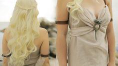 DIY Daenerys Targaryen / Khaleesi Costume