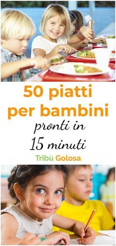 Career moms: 50 dishes for children ready in 15 minutes- Here is a list of super-fast and super-good recipes, from the to the # sweet, which will allow you to feed your # hungry kids in less than 15 minutes. Healthy Meals For Kids, Dinners For Kids, Kids Meals, Lunch Recipes, Baby Food Recipes, Cooking Recipes, Healthy Recipes, Baby Food Storage, Baking With Kids