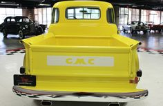 1949 GMC 3100 Pickup For Sale | AllCollectorCars.com Gmc For Sale, Classic Gmc, Oak Beds, Pickups For Sale, Leaf Spring, Yellow Painting, Manual Transmission, Get Directions, Pick Up