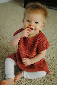 Ravelry: BrownieKnits' Ella's Little Sister. 3 months to 2 years