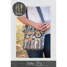 Zippy Bag pattern. Not free