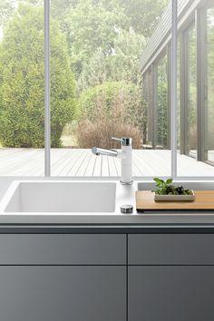 die 78 besten bilder von dunkle k chen schick durch schwarz grau dark kitchens decorating. Black Bedroom Furniture Sets. Home Design Ideas