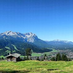 Wettersteingebirge #oberbayern #germany #bavarianalps