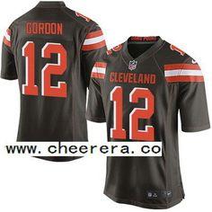 b632988c0 ... Nike Browns 12 Josh Gordon White Mens Stitched NFL Elite Jersey nike nfl  Pinterest Josh gordon ...