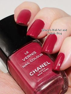 Chanel Rouge Envoutant - Berry 55