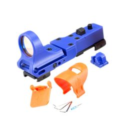 Blue C-MORE Red Dot Sight Optics Sight Adjustment Red Dot 20mm Rail Red Dot Sight, Blue C, Picatinny Rail, Head Up Display, Red Dots, Airsoft, Ebay