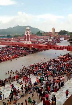 Haridwar.