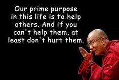 """The actual quote by the Dalai Lama, """"If you can, help others; if you cannot do that, at least do not harm them. Dalai Lama, Words Quotes, Wise Words, Me Quotes, Humorous Quotes, Yoga Quotes, Random Quotes, People Quotes, Daily Quotes"""