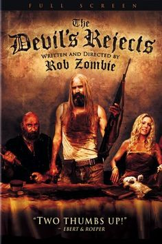 The devil's rejects Rob Zombie is genius Horror Movie Posters, Horror Movies, Cult Movies, Zombie Movies, Halloween Movies, Halloween Halloween, Movie Blog, Movie Tv, The Devil's Rejects
