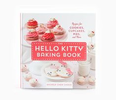 The Hello Kitty Baking Book: Hardcover OMG! Ok, I know what I am going to be doing this year