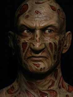 Everything to do with masks, I love it! Everything to do with horror films, I love it! Horror Movie Characters, Horror Films, Horror Art, Freddy Horror, Freddy's Nightmares, Horror Pictures, Macabre Art, Classic Monsters, Nightmare On Elm Street