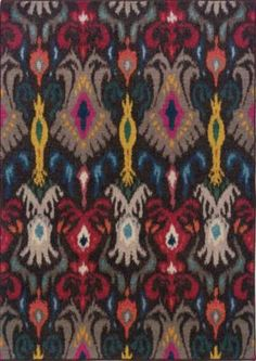 Sphinx Kaleidoscope 4' X 6' Rug