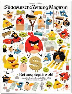 Angry Birds - www.humanempire.com