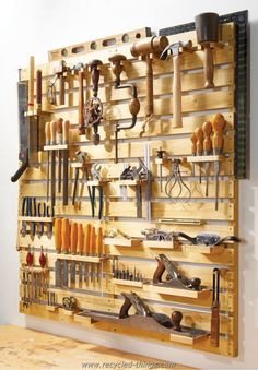 If you are that kind of a person who used to repair things with your own hands then you must need a tool rack to save and store your tools at a proper place. To buy a tool rack from the market is pretty expensive. So, why do not you make one by yourself? To …