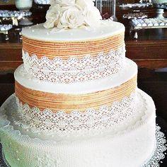 Nova tendência: Naked Cake Bolo de rolo - Amando Cozinhar - Receitas, dicas de culinária, decoração e muito mais!