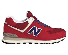 American footwear brand New Balance outfits their classic 574 in three bold  colorways as part of the recently unveiled pack. 18bb041eb