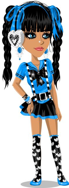 Cute msp outfits c: on Pinterest | Movie Star Planet, Emo and Cute ...