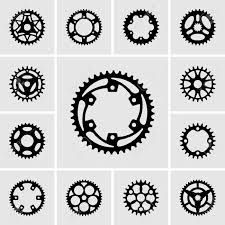 ผลการค้นหารูปภาพสำหรับ machine bike design vector