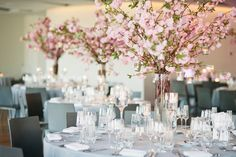 Photography: CLY Creation - clycreation.com  Read More: http://www.stylemepretty.com/2014/05/06/modern-blush-pink-wedding/