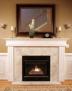 Fireplace Mantel Designs: How To Build A Mantel